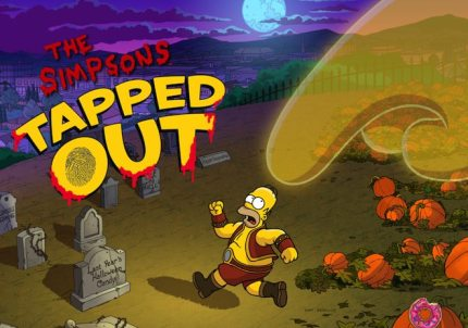 The Simpsons: Tapped Out Halloween Update is Out