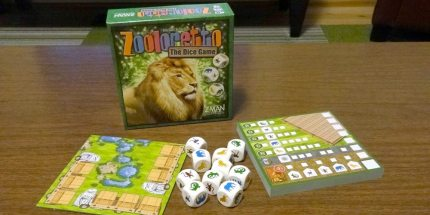 Zooloretto—Now With Dice!