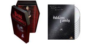 dark shadows addams family