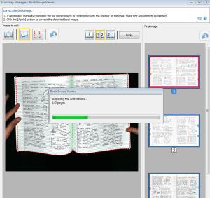 Dividing pages