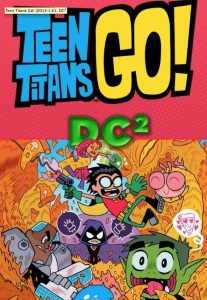 Teen Titans GO! from DC2