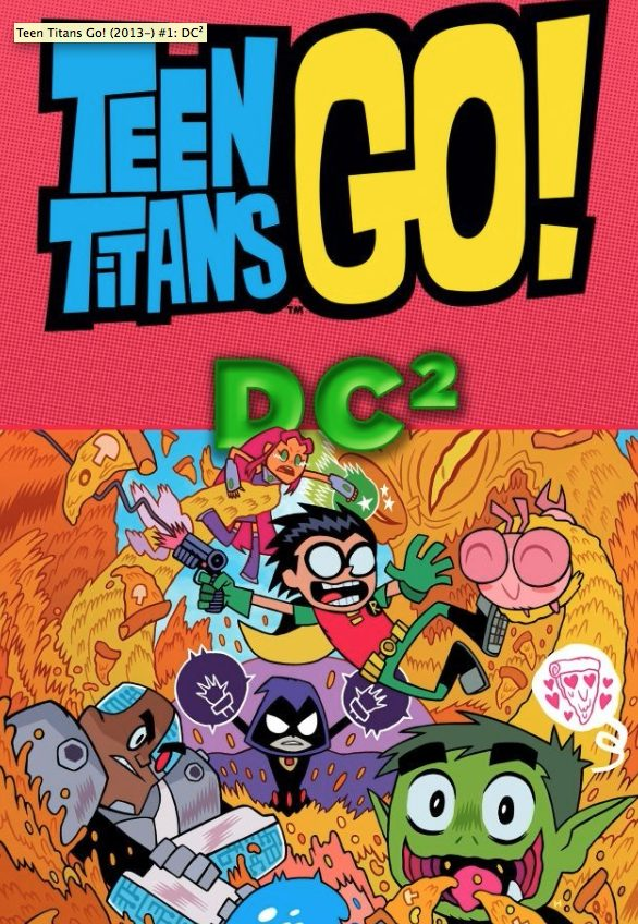 Review & Interview: Teen Titans GO! #1