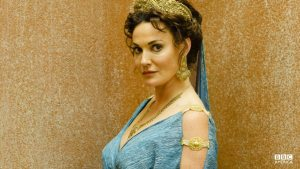 As the wife of the King, there are those who say Pasiphae is the real power behind the throne in Atlantis.