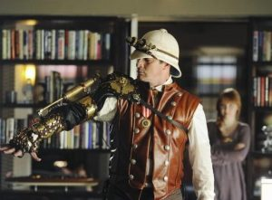 Fillion Steampunked
