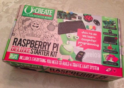 Perfect All-in-One Raspberry Pi Starter Kit (UK Only)