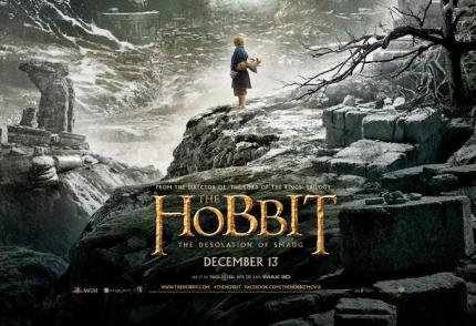 The Hobbit: The Desolation of Smaug: A Visual Treat
