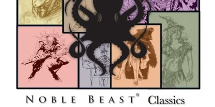 Noble Beast Kickstarter Delivers Classic Tales With Twists