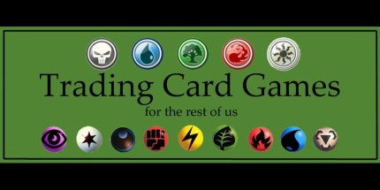 Trading Card Games for the Rest of Us — Trading and Collecting