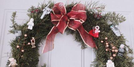 GeekMom Holiday Traditions: Make a Geeky Christmas Wreath
