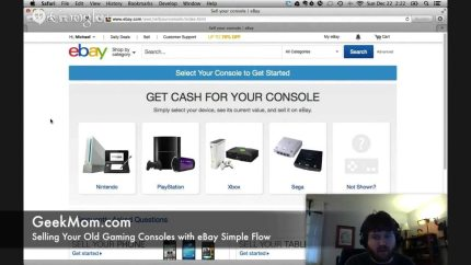 eBay Simple Flow Makes Upgrading to Next-Gen Consoles a Cinch
