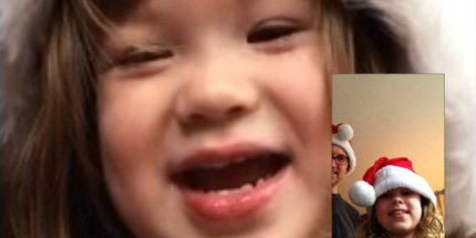 GeekMom Holiday Traditions: Holiday FaceTime