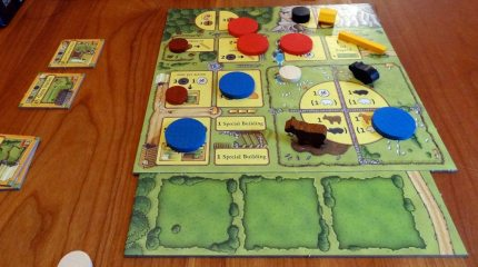 Table for Two: Agricola: All Creatures Big and Small