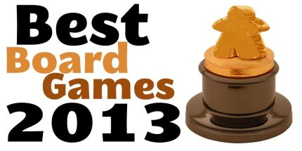 Best Board Games of 2013