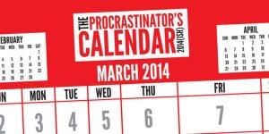 ProcrastinatorsCalendar