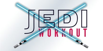 Keep Your Resolve With the Jedi Workout