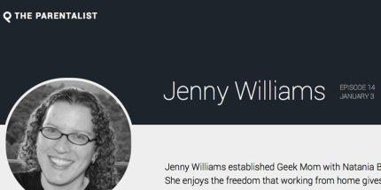 The Parentalist Interviews Jenny Williams