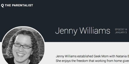 The Parentalist Interviews Jenny Williams