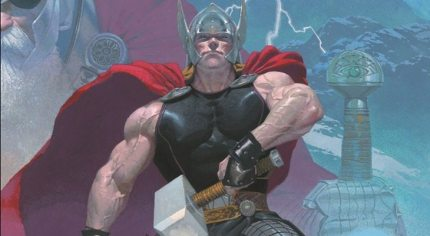 You Should Be Reading – Thor: God of Thunder