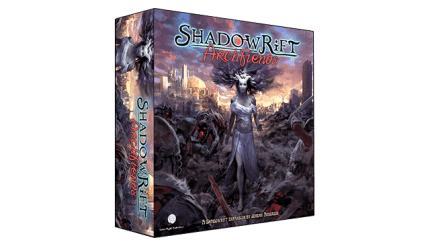 Kickstarter Tabletop Alert: Shadowrift: Archfiends