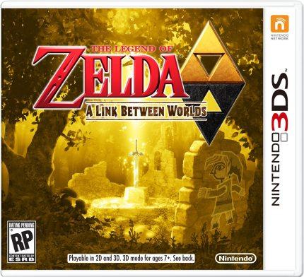 Review: The Legend of Zelda: A Link Between Worlds
