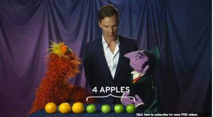 Benedict Cumberbatch Shines in Sesame Street Short!