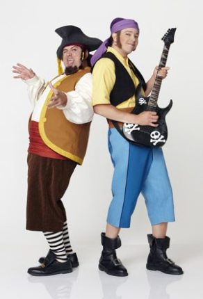 The Musical Treasures of Jake and the Never Land Pirates