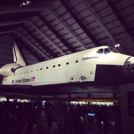 The Soft Side of Endeavour: What Space Exploration Means to Me