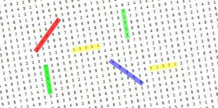GeekDad Puzzle of the Week – Functional Numeric Wordsearch