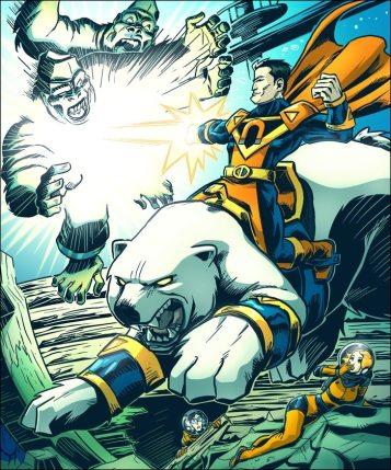 GeekMom: Comic Book Corner — A New Talent, Batman/Superman, and Assassin's Creed