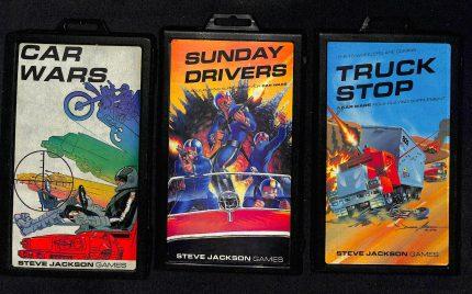 '80s Gaming Flashback — Car Wars