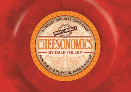 Kickstarter Tabletop Alert: Cheesonomics