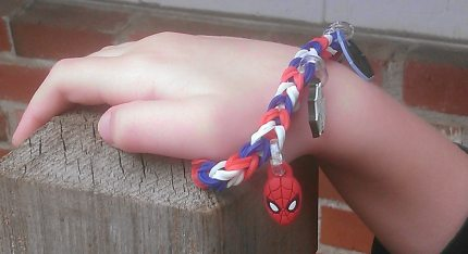 More Geek Loom Bands