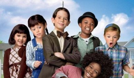 The Little Rascals Save the Day DVD Giveaway