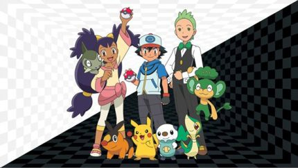 Pokémon on Netflix Today