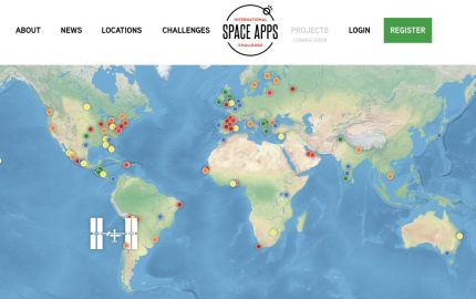 The 2014 NASA International Space Apps Challenges Announced
