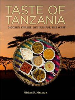 Feast Upon the Taste of Tanzania Cookbook