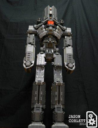 Amazing LEGO Jaeger