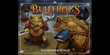 Kickstarter Tabletop Alert: Bullfrogs