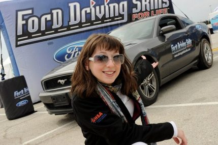 Ford Combats Distracted Driving By Educating Teen Drivers
