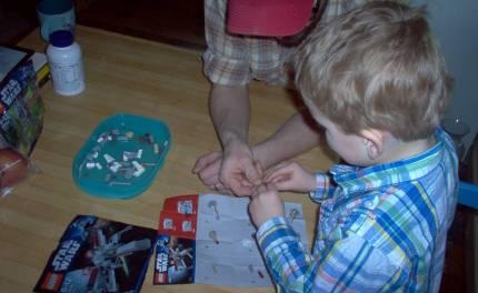 Adventures in Lego