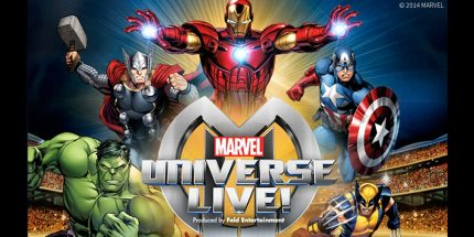 A Behind-the-Scenes Peek at Marvel Universe Live