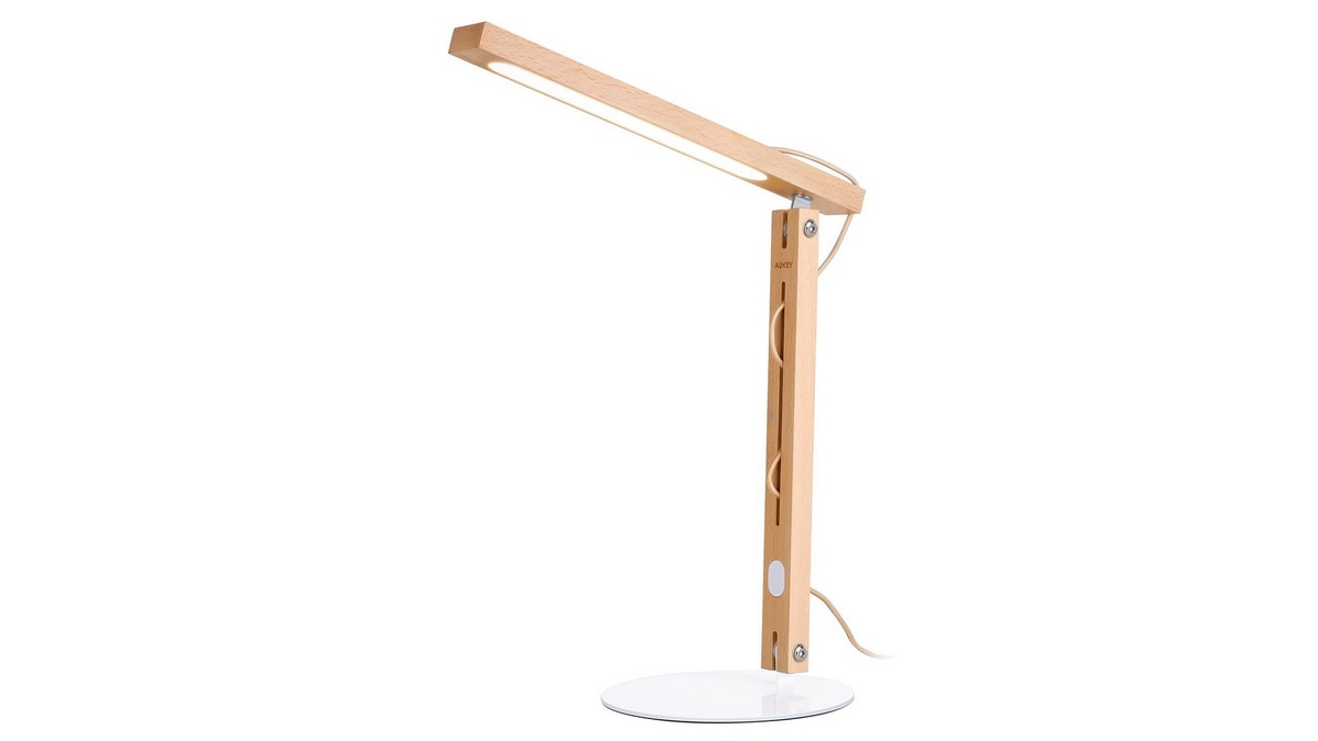 Geek Daily Deals 060820 aukey desk lamp