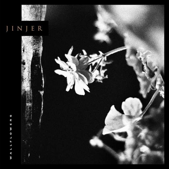 Το εξώφυλλο του Wallflowers από τους Jinjer