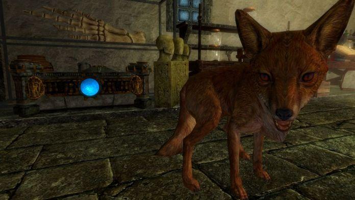 Αλεπού στο Skyrim