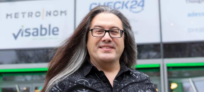 Ο John Romero, δημιουργός του Doom