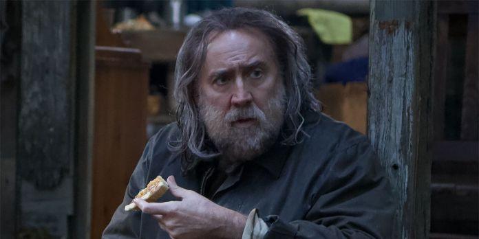 Ο Nicolas Cage στο Pig (2021)