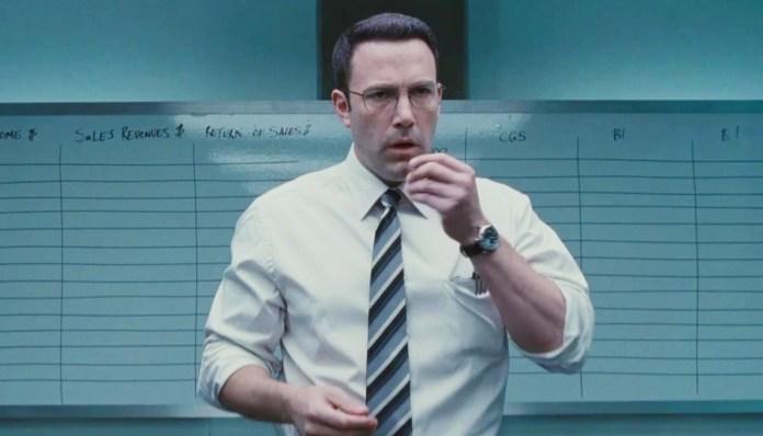 Ο Ben Affleck στο The Accountant