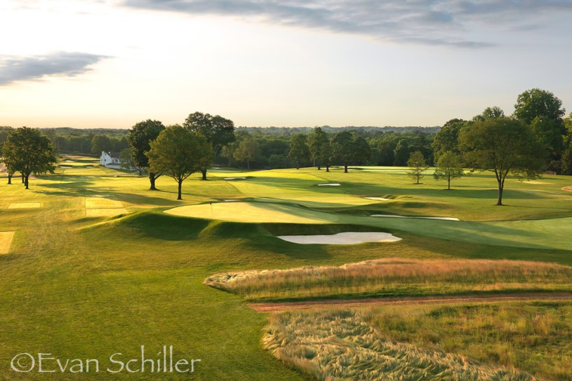 1st, 2nd & 17th at Philadelphia Cricket Club (Wissahickon)