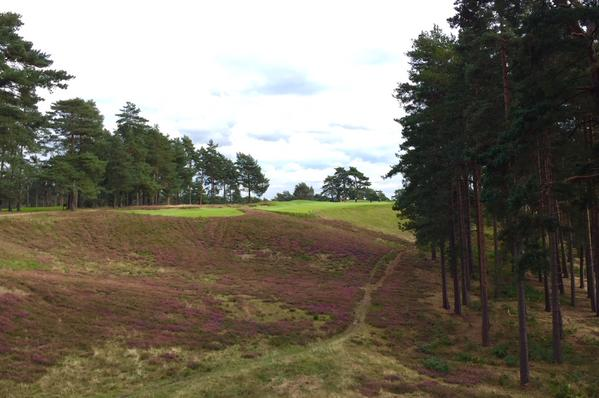 Par-3 10th at The Berkshire Red
