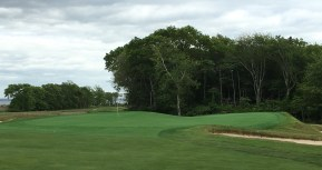 #11 - Par 3 - Short right of the green